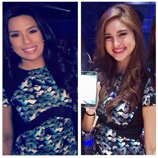 Fashion Pulis Who Wore It Better Nikki Gil Vs Coleen Garcia
