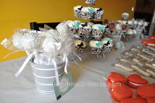 Cakepops candybar