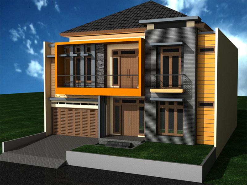 contoh gambar rumah minimalis 2015