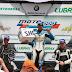 Mercado y Silveira reciben cascos Shoei en el Moto 1000 GP
