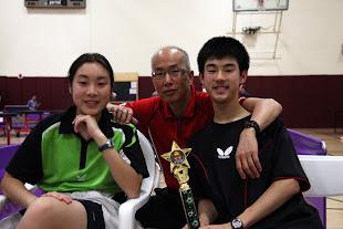 Vivian and Terence Sun
