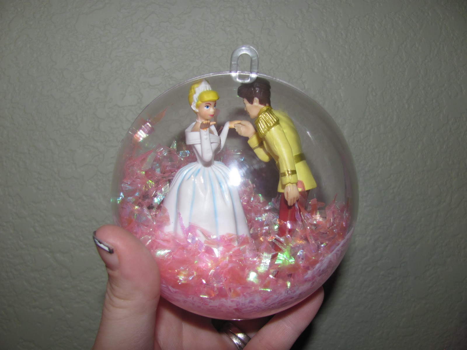 101 handmade christmas ornament ideas - Diy Disney Christmas Ornaments