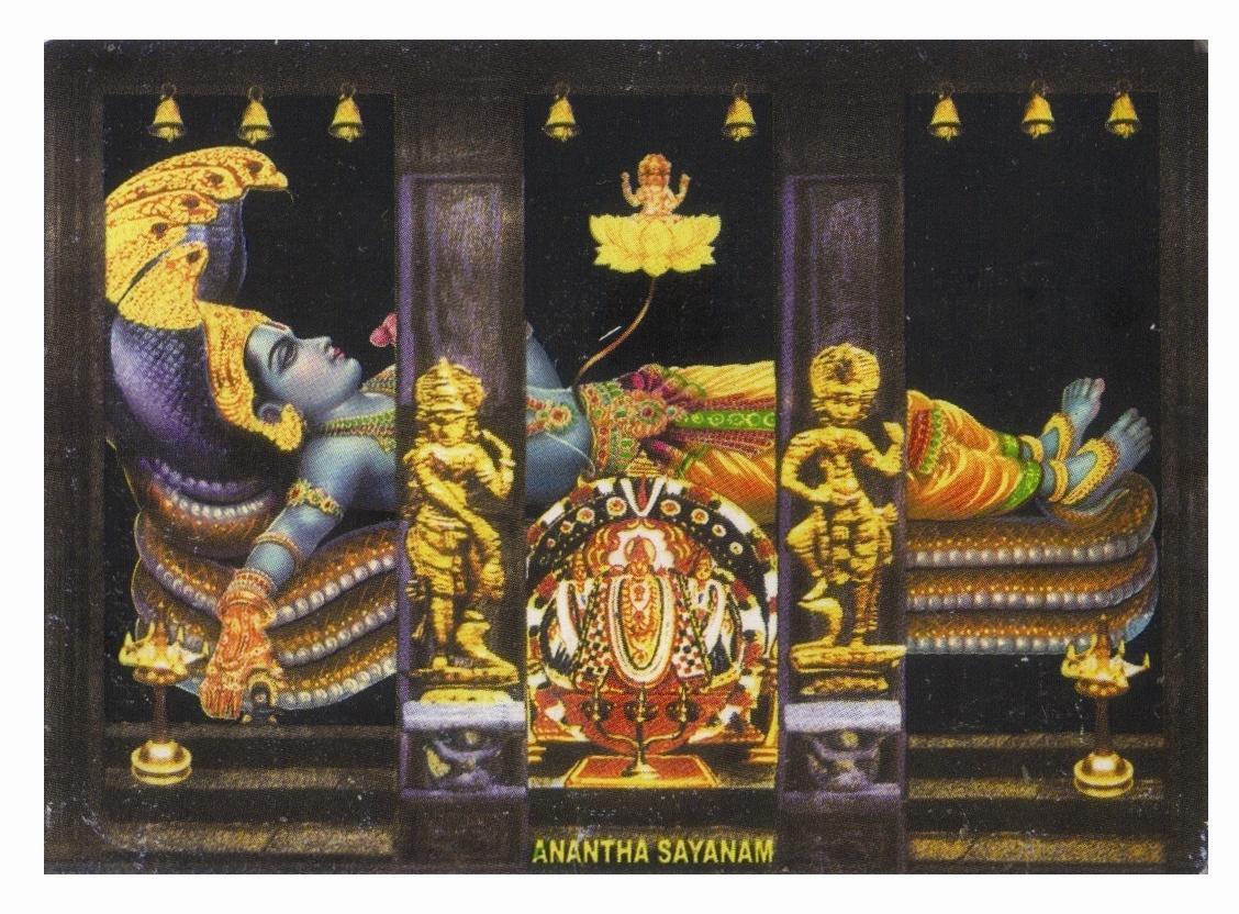 Sanatana dharma sri padmanabhaswamy temple - Chambr kochi ...
