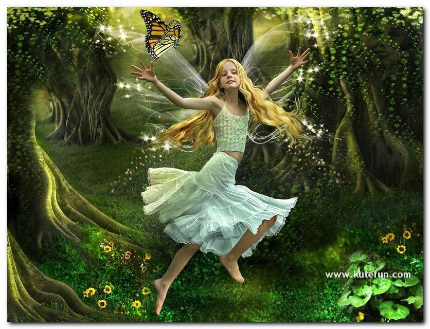 cute and beautiful fantasy - photo #8