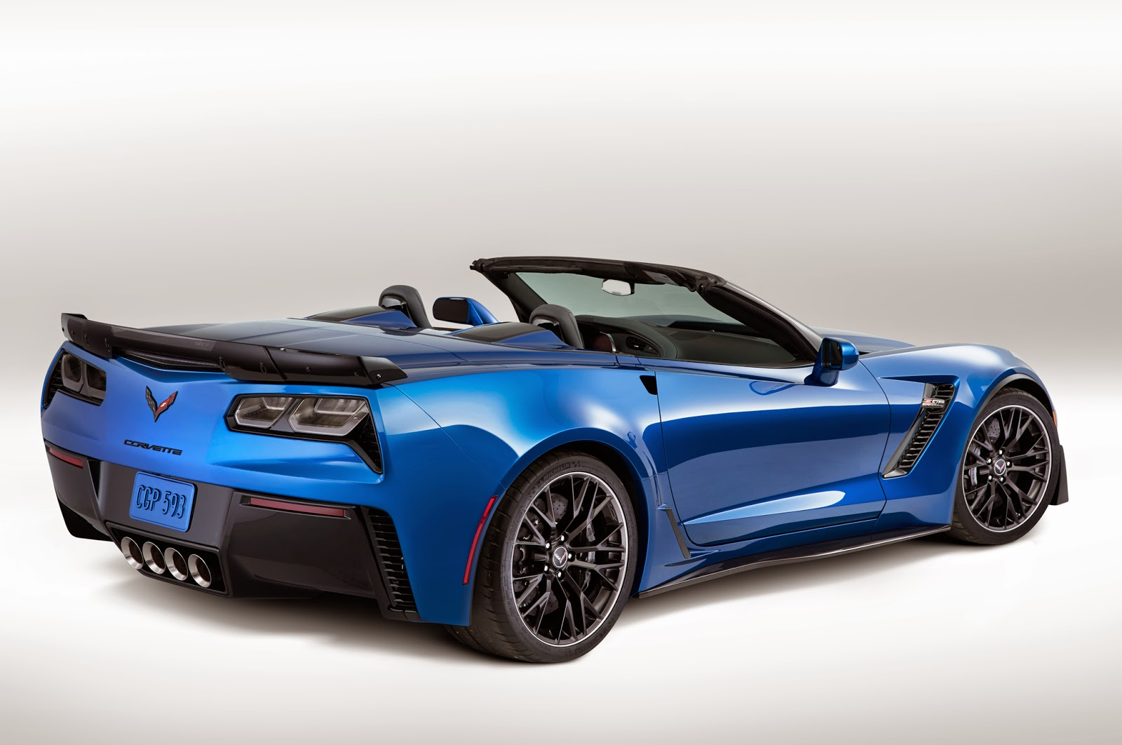 Convertible 2015 Chevy Corvette Z06 Debut