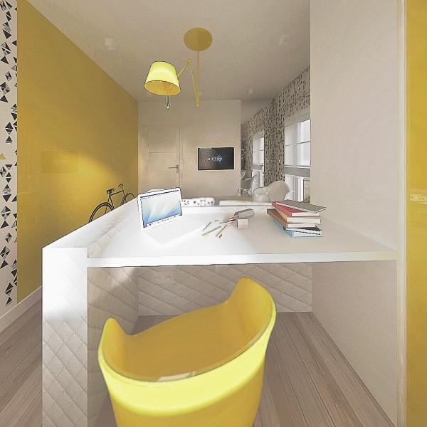 4 mẫu phòng ngủ đẹp cho trẻ em tại dự án Central Point Mỹ Đình 6