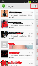 Cara Video Call Google Hangouts Di HP Android Gratis dan Lebih Murah