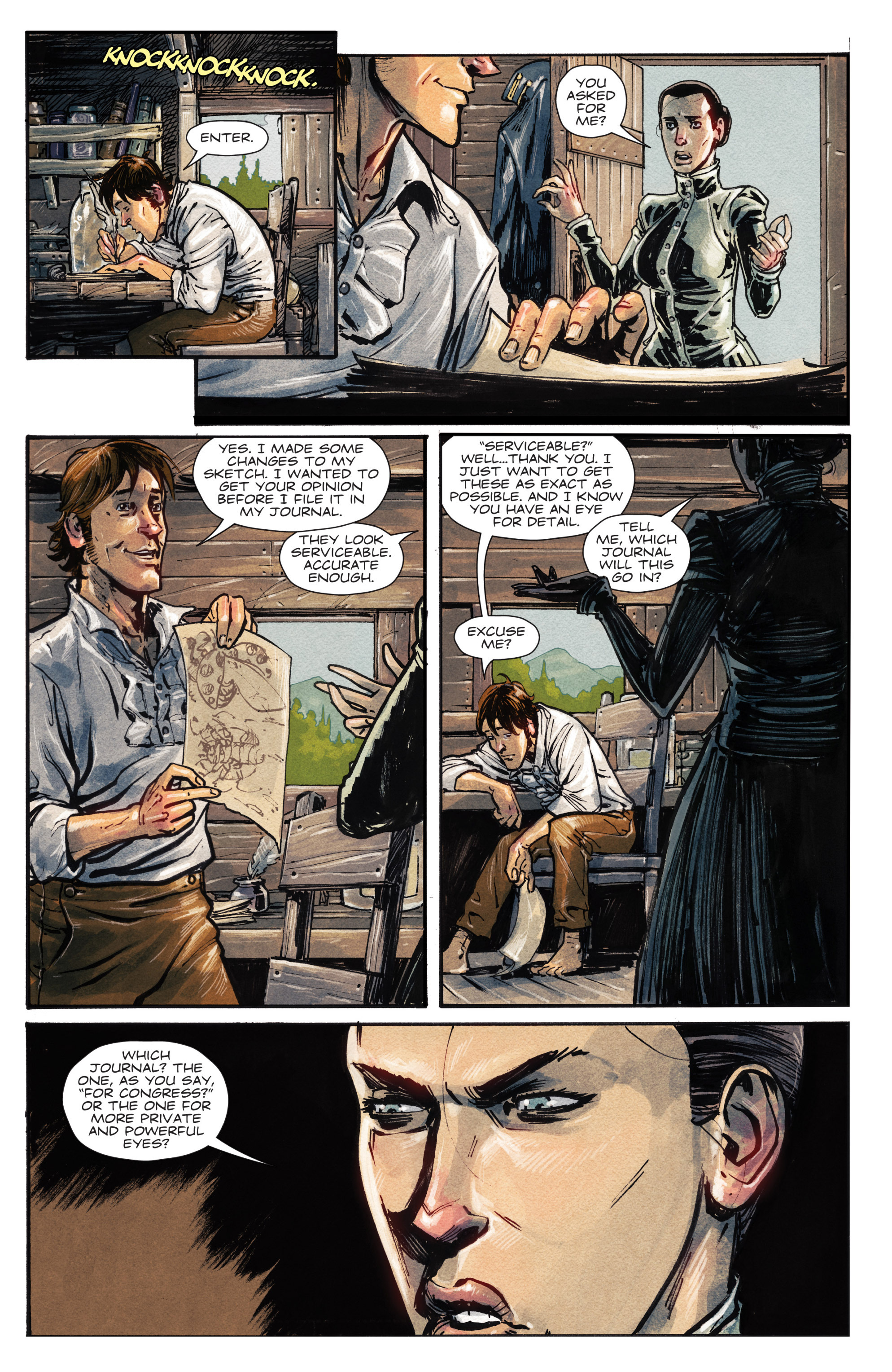 Manifest Destiny #_TPB_2 #42 - English 10