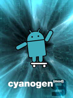 CyanMobile Bootanimation (from CM9)