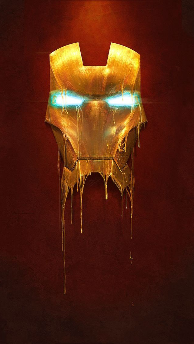 Iron Man 3 iPhone 5 Wallpaper HD