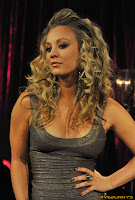 Kaley Cuoco - Hosts Fuses Top 100 Sexiest Video Countdown