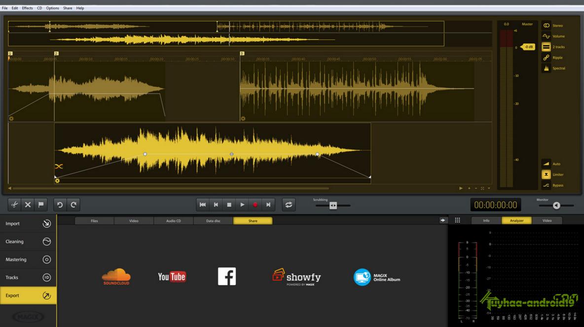 MAGIX Audio Music Lab 2016 Premium