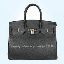 Hermes Birkin 40 Black