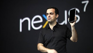 Google Nexus 7 Tablet Launched