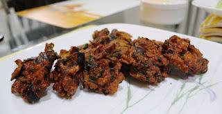 Eggplant Bhaji