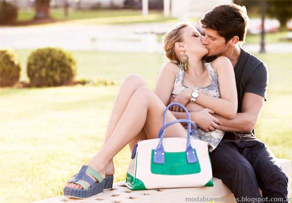 XL primavera verano 2013. Carteras, bolsos, zapatos, moda 2013.