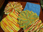 Dishcloth/mug rug swap 2015