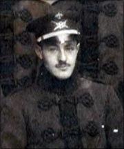 Alférez Francisco Arevalo Nicólas