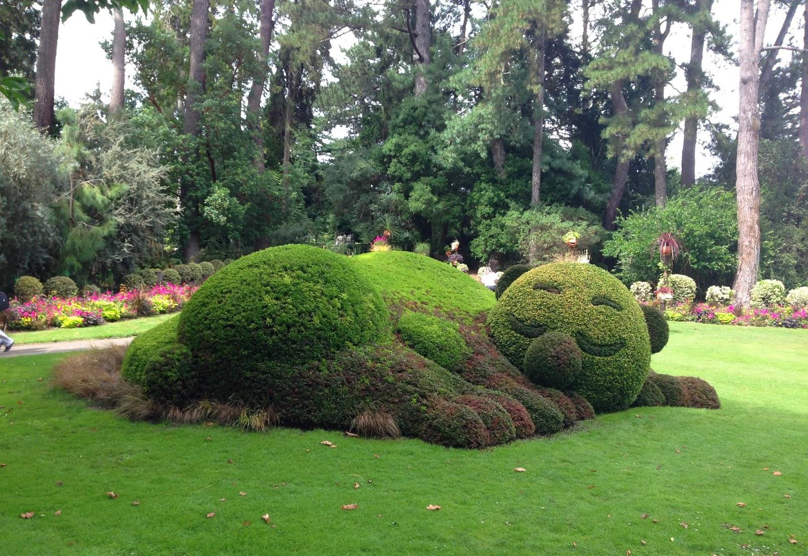 jardin des plantes claude ponti