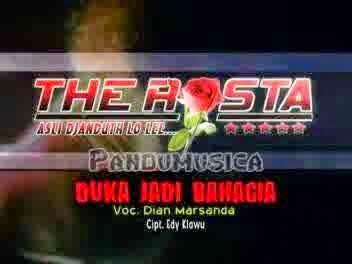 Dian Marshanda - Duka Jadi Bahagia (The Rosta Vol 5 2015)