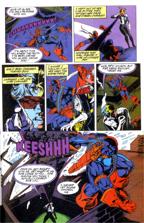 Deathstroke (1991) Annual 1 #1 - English 32
