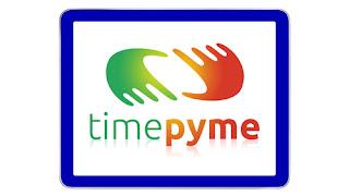 logotipo del proyecto timepyme