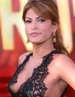 Eva Mendes Hairstyles - Celebrity hairstyle ideas for girls