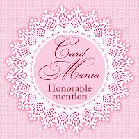 """Получих титлата """"Honorable Mention"""" от CMC#10 - Снежинки/Snowflakes"""