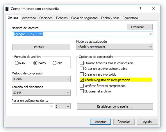 WinRAR 32/64bits | Temas | Tutorial usarlo mejor