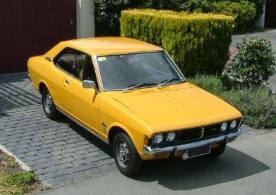 Automotive database mitsubishi a 1973 mitsubishi galant the basis for the companys first captive import deal with chrysler fandeluxe Images