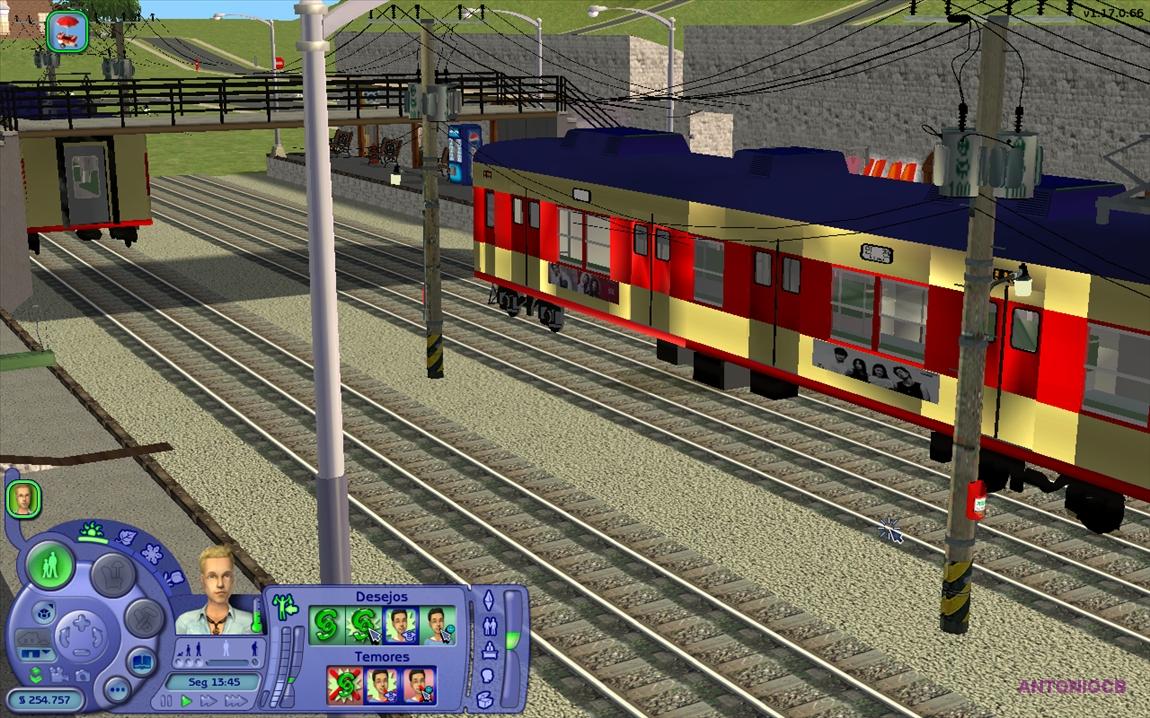 ESTAÇAO: THE SIMS ScreenShot017