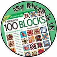 Quiltmaker's 100 Blocks, Vol. 8