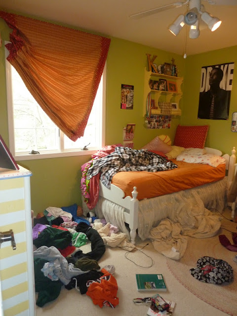 How Do I Get My Daughter To Clean Her Room