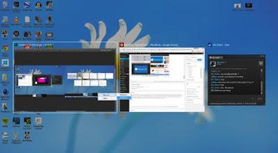 Task View dan Virtual Desktops di Windows 10