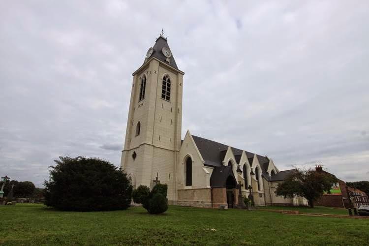 Eglise Saint Sébastien - Annappes