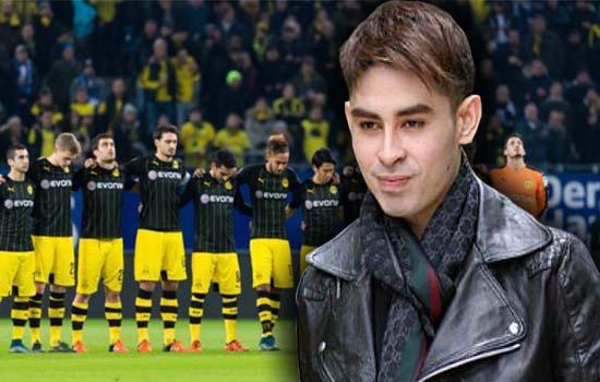 Kelab bola sepak Jerman bertafakur untuk Tunku Jalil