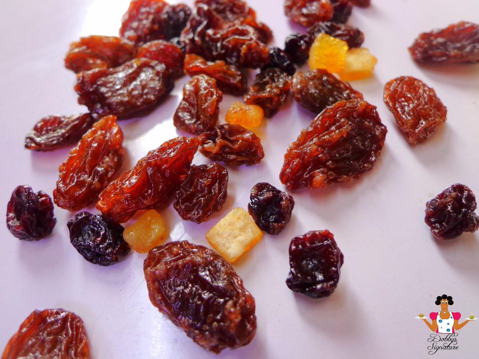 Изюм из черешни или вишни 95