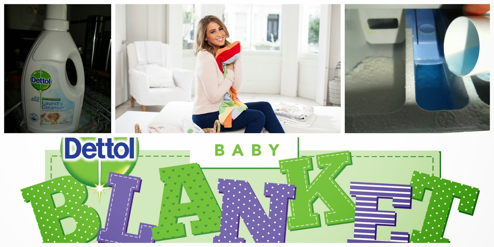Dettol baby blanket donation 2014 campaign