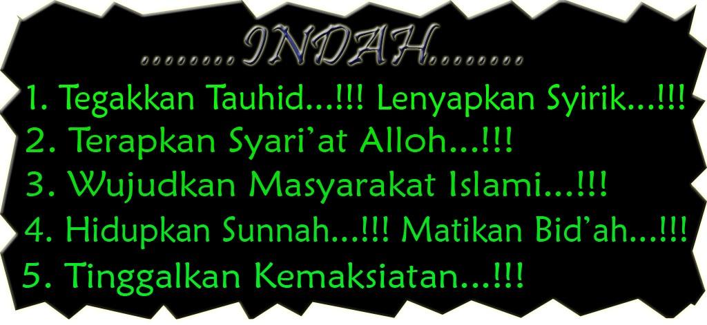 Dengan ini maka anda bisa berkata mutiara islam yang baik dan sesuai