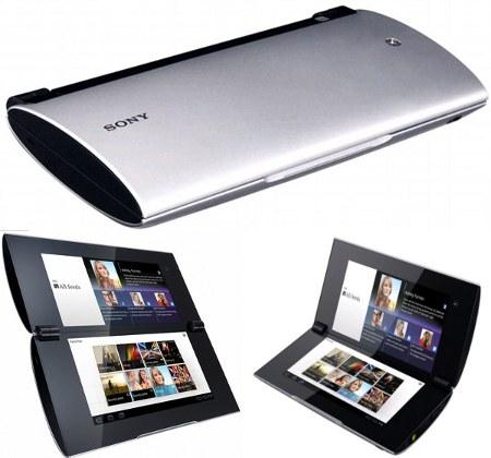 инструкция Sony Tablet P - фото 4