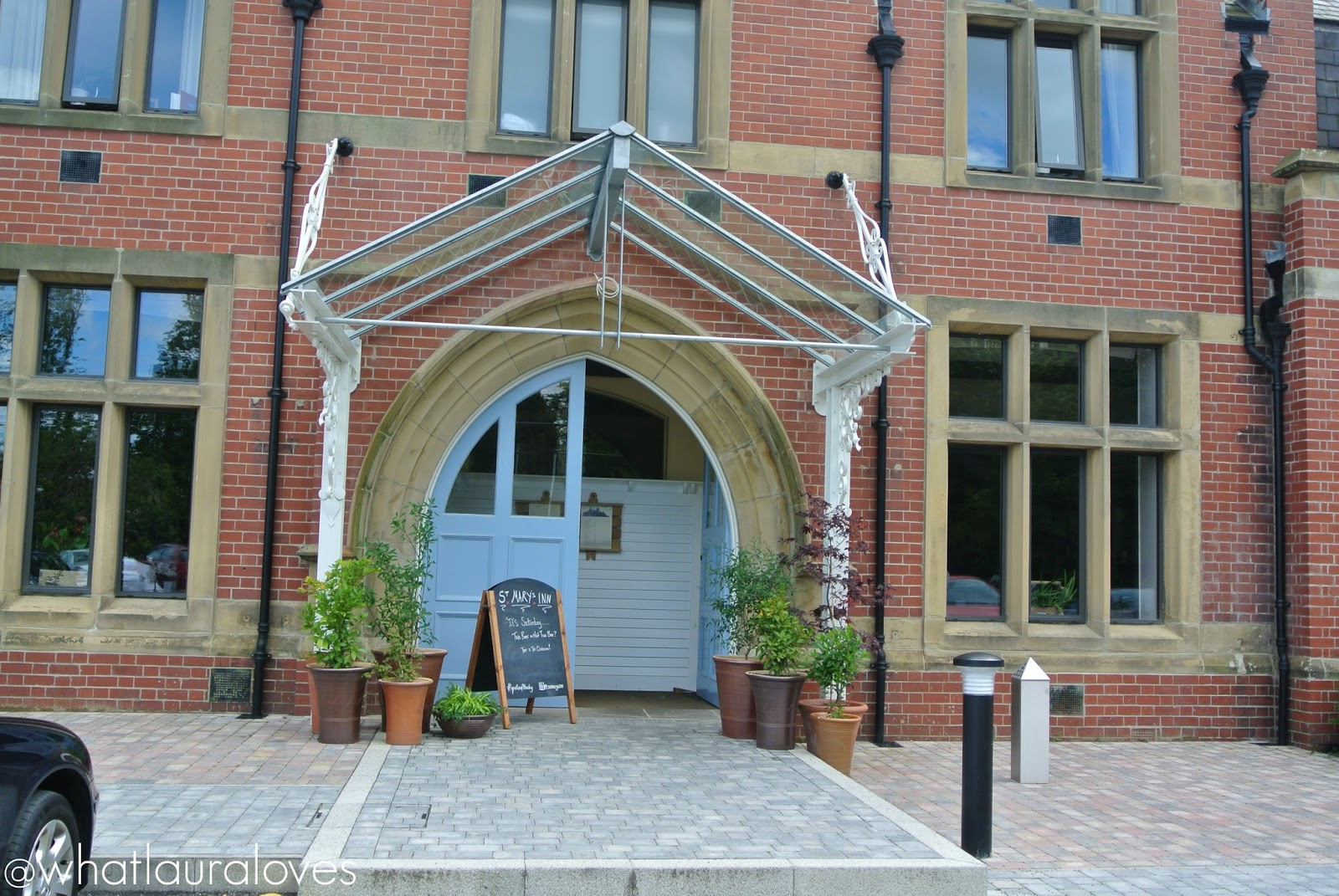 Afternoon Tea at St Mary's Inn Northumberland Morpeth North East Newcastle
