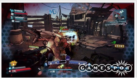 borderlands 2 matchmaking issues