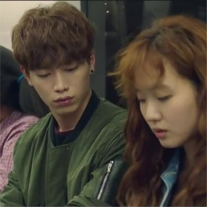 SInopsis Cheese in the Trap episode 8 part 2