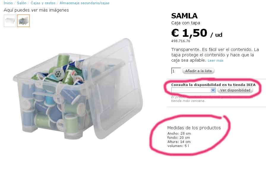 All the things around almacenaje para potis en ikea baratos - Cajas de almacenaje ikea ...