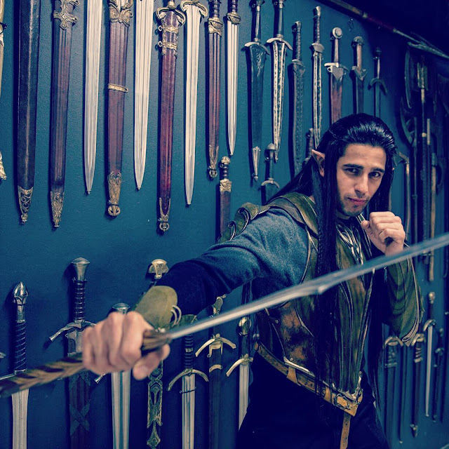 sidharth malhotra the lord of the rings