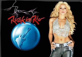 shakira Download DVD Shakira: Rock In Rio 2011
