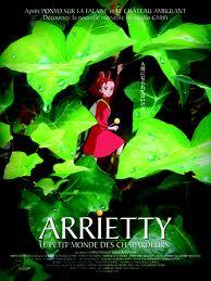 Những Người Vay - The Borrower Arrietty