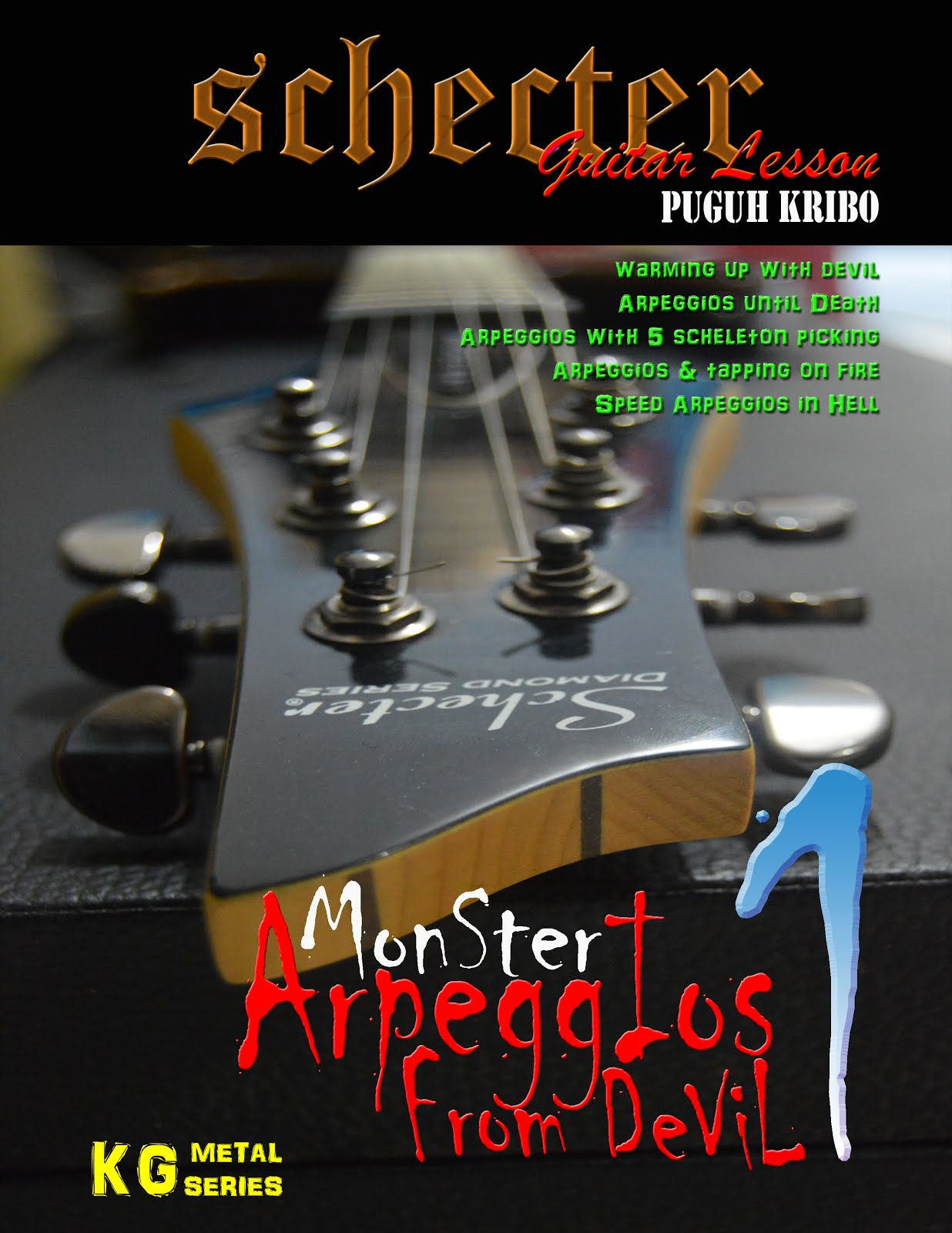 PDF BUKU MONSTER ARPEGGIOS FROM DEVIL