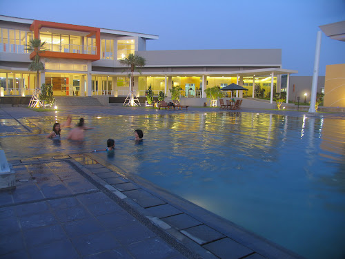 The Club Sport and Function Centre Graha Padma