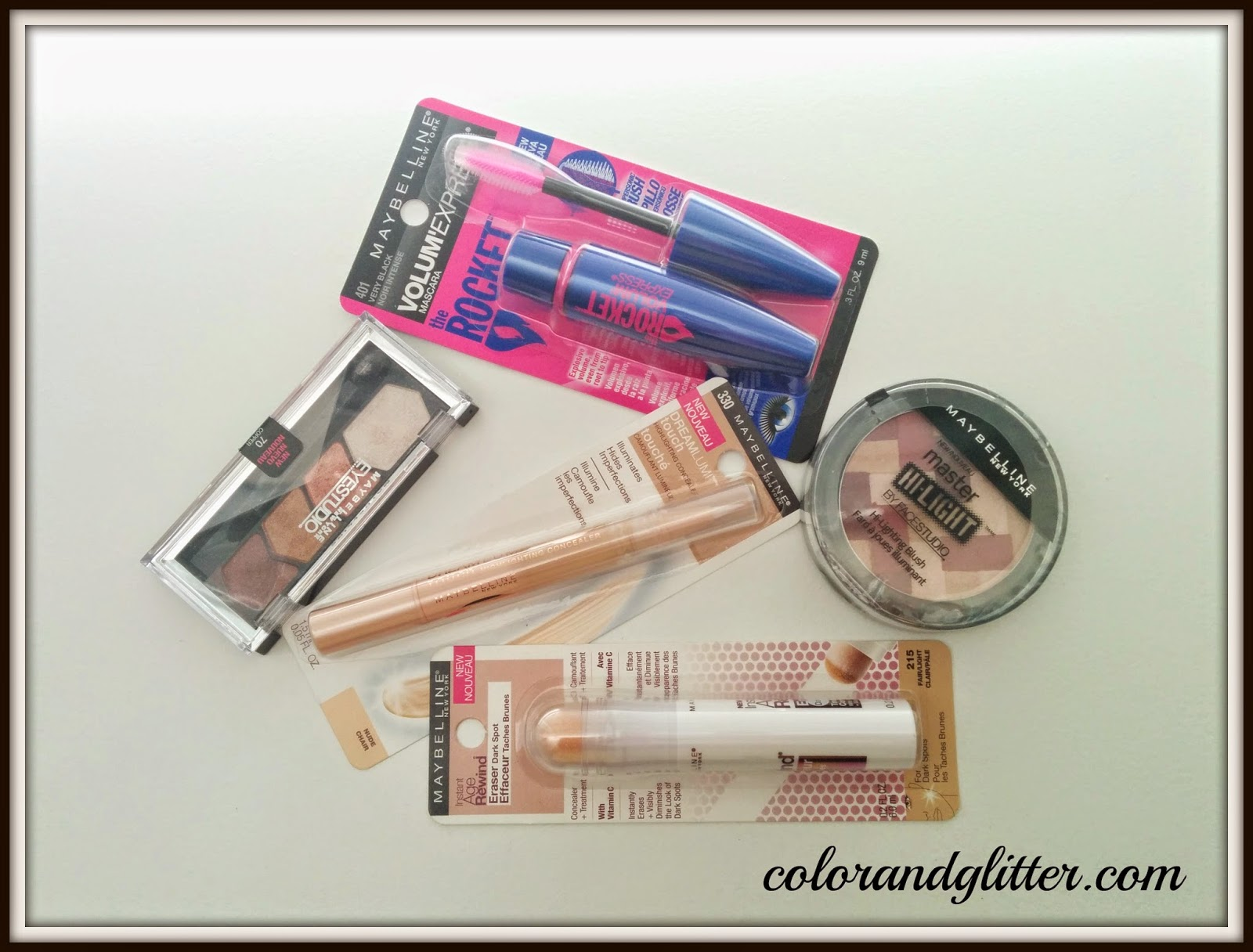All things Maybelline!!